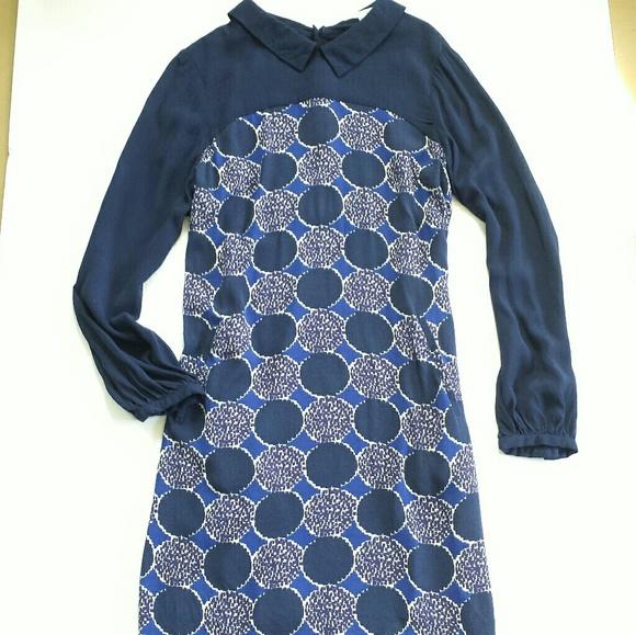 4d50c2b171b Boden Dresses   Skirts - Boden Women s Viscose Collared Shirt Dress size 12